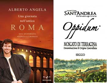 Una giornata nell'Antica Roma con l'Oppidum della Cantina Sant'Andrea