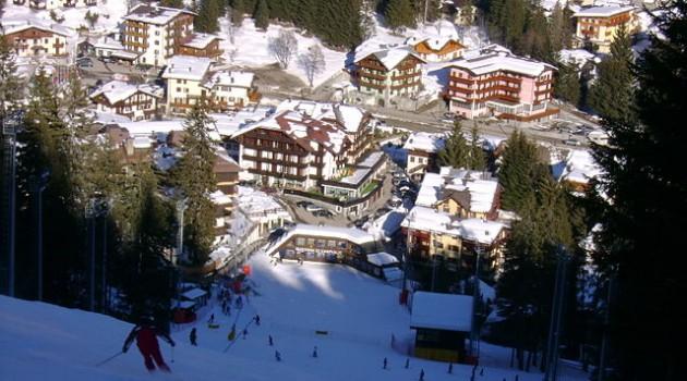 Madonna di Campiglio, il primo weekend sulla neve
