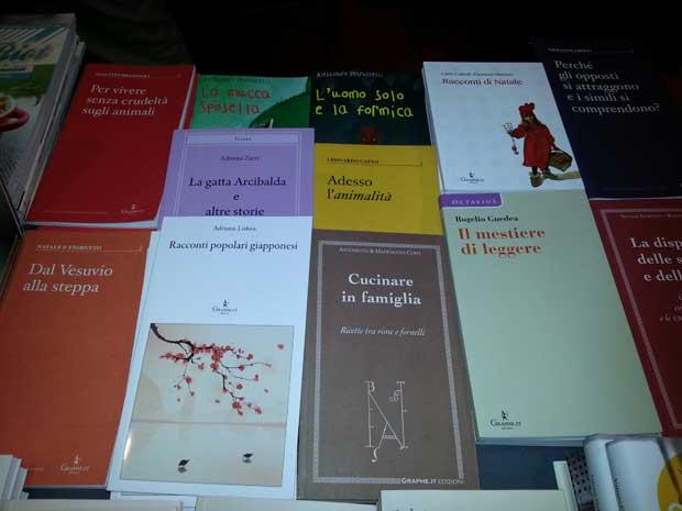 Più libri più liberi: fiera della piccola e media editoria 2013 a Roma