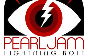 Lightning Bolt dei Pearl Jam