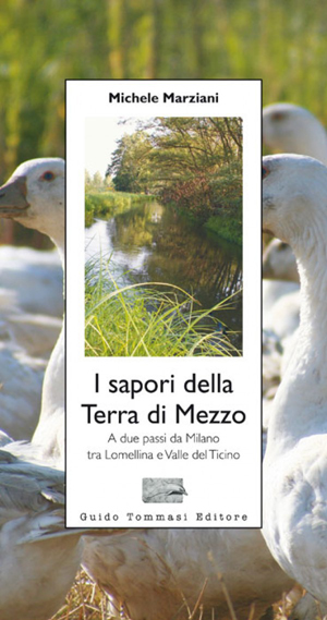 Michele Marziani, I sapori della Terra di Mezzo