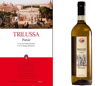 Le poesie di Trilussa con un bicchiere di Frascati della Tenuta di Pietra Porzia