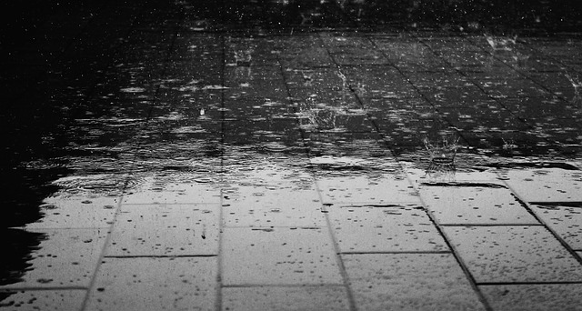Pioggia Una Poesia Di Nujum Al Ghanimgraphomania
