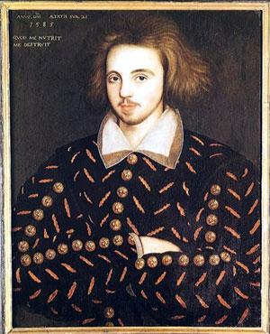 Christopher Marlowe, l'altro genio del teatro elisabettiano