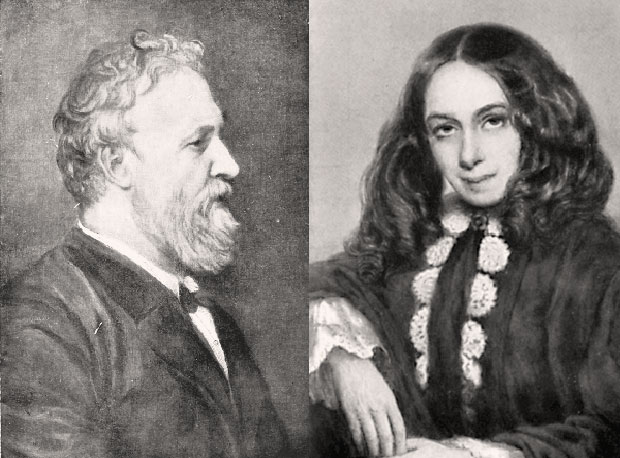 Grandi amori della letteratura: Elizabeth Barrett e Robert Browning