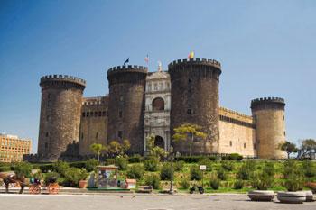 Viaggio a Napoli: una visita ai castelli della città