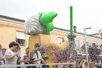 Il carnevale di Gambettola in Romagna: terapia anti stress