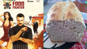 Chef Rubio: Food Fighter e il panbrioche ai semi