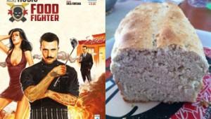 Chef Rubio: Food Fighter e il panbrioche ai semi
