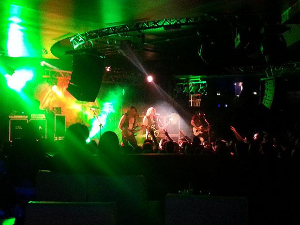 Il concerto dei Gamma Ray + Rhapsody of Fire all'Orion di Ciampino