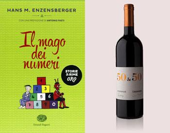 Il mago dei numeri di Hans M. Enzensberger con il 50&50 di Capannelle