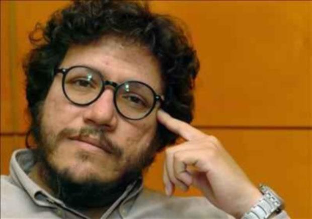 Lo scrittore colombiano Santiago Gamboa