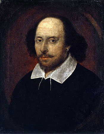 William Shakespeare - Ritratto Chandos