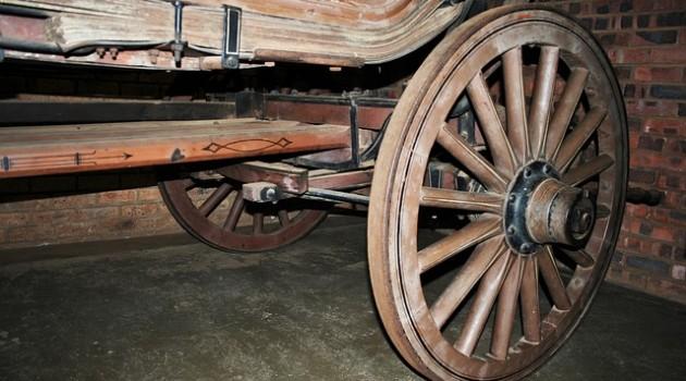 Viaggi letterari tra cavalli, carrozze e automobili