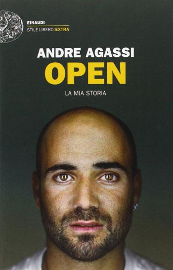 Open di Andre Agassi e il vegburger