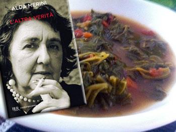 L'altra verità di Alda Merini e la minestra di tenerumi