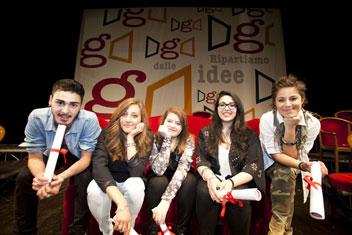 Finalisti Campiello Giovani 2014