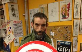 Intervista a Gipi sulla sua graphic novel Unastoria