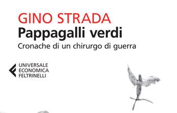 Pappagalli verdi di Gino Strada e il rhum Jamaica Pappagalli