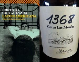 I diari della motocicletta con il Barranco Oscuro 1368 Cerro las Monjas
