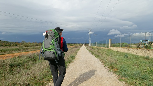 Il pellegrinaggio come viaggio letterario