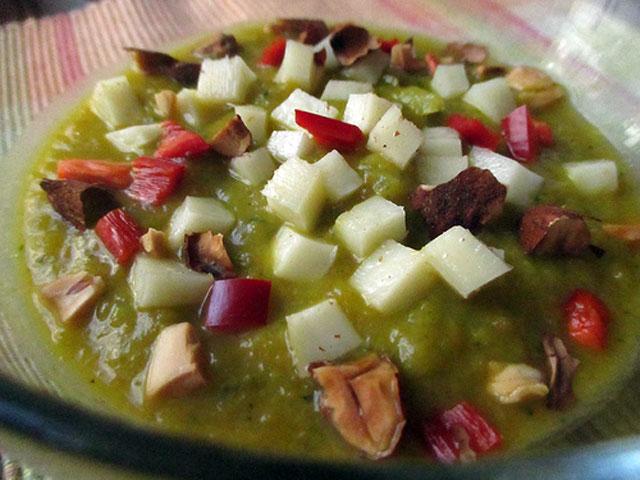 Cosa tiene accese le stelle di Mario Calabresi e la zuppa di verza e formaggio