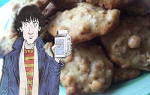 L'esilarante mistero del papà scomparso di Neil Gaiman e i biscotti ai cereali