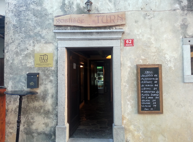 Smartno: ristorante