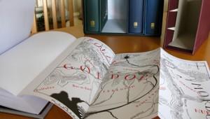 Viaggi letterari: le mappe del fantastico