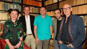 Cinquina Premio Strega Europeo