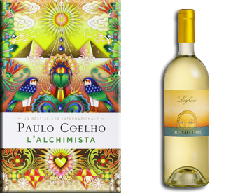 L'Alchimista di Paulo Coelho e il Lighea di Donnafugata