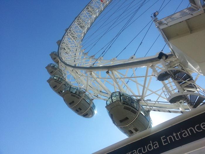 Londra - luglio 2014