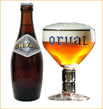 L'ovale rimbalza male con la birra trappista Orval