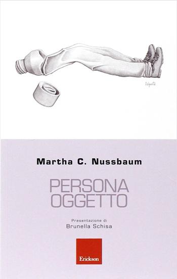 Martha Nussbaum, Persona oggetto