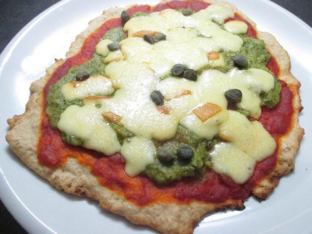 Non buttiamoci giù di Nick Hornby e la pizza con la crema di zucchine