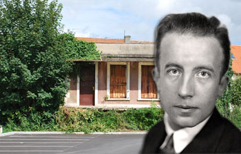 La casa di Paul Éluard a Saint-Brice-sous-Forêt