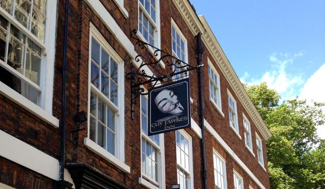 Guy Fawkes Inn a York