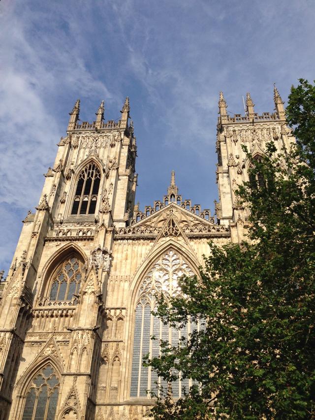 La cattedrale di York