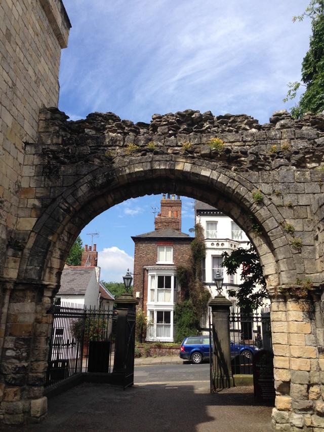 Un angolo di York