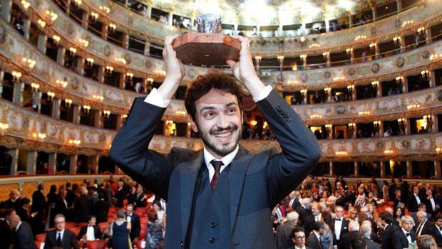 Giorgio Fontana vincitore del Premio Campiello 2014