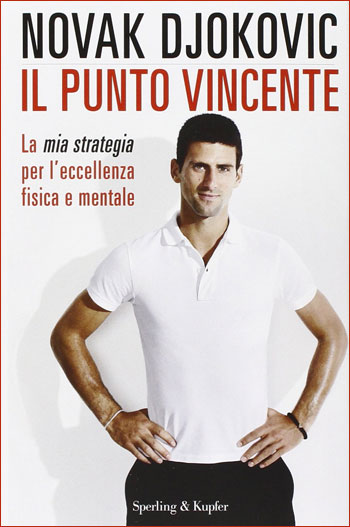 Il punto vincente di Novak Djokovic e il riso con i piselli