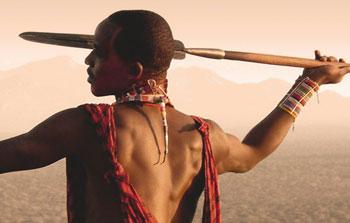 Roberta Lepri, Io ero l'Africa