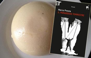 Il paradosso terrestre di Marco Presta e la mozzarella senza mucca