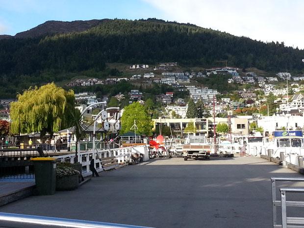 In Nuova Zelanda, Isola del Sud: Central Otago - Queenstown