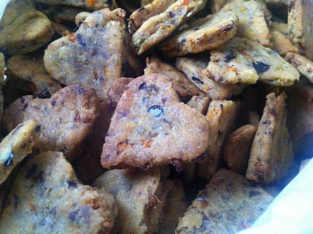 Le ricette immorali di Montalbán e i cuoricini salati