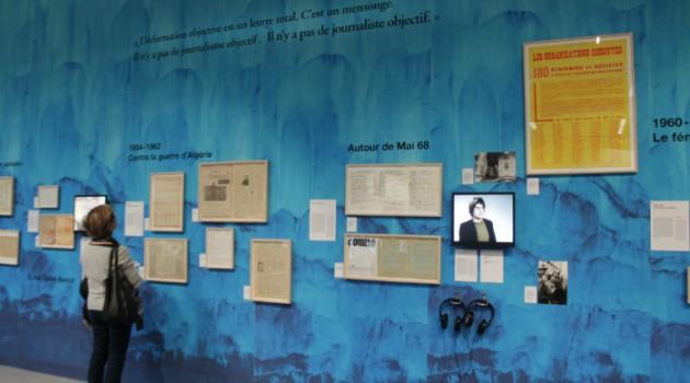 Duras Song: Marguerite Duras al Centre Pompidou di Parigi