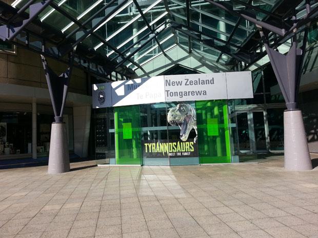 In Nuova Zelanda, Isola del Sud: Wellington